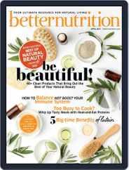 Better Nutrition Magazine (Digital) Subscription April 1st, 2021 Issue