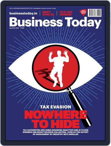 Business Today (Digital) April 18th, 2021 Issue Cover
