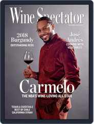 Wine Spectator (Digital) Subscription May 31st, 2021 Issue