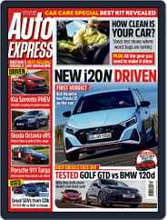Auto Express (Digital) Subscription March 31st, 2021 Issue