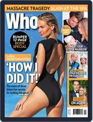 WHO (Digital) Subscription April 19th, 2021 Issue