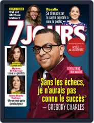 7 Jours (Digital) Subscription April 9th, 2021 Issue