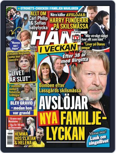 Hänt i Veckan (Digital) April 7th, 2021 Issue Cover