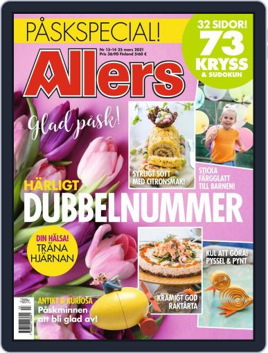 Allers (Digital) March 25th, 2021 Issue Cover