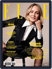 Elle France (Digital) Subscription April 2nd, 2021 Issue