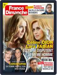France Dimanche (Digital) Subscription April 2nd, 2021 Issue