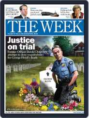 The Week (Digital) Subscription April 9th, 2021 Issue