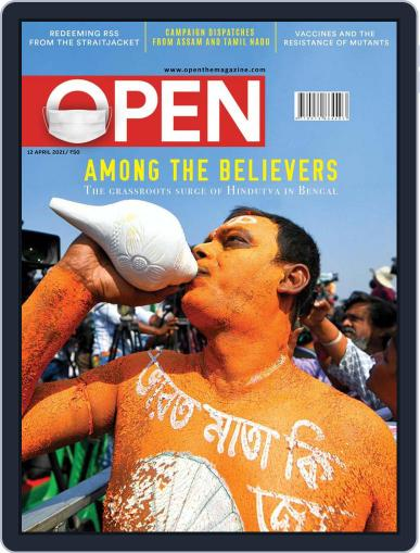 Open India April 2nd, 2021 Digital Back Issue Cover