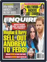 National Enquirer (Digital) Subscription April 12th, 2021 Issue