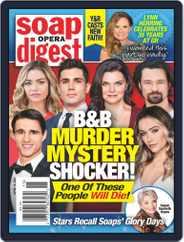 Soap Opera Digest (Digital) Subscription April 12th, 2021 Issue