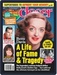 Closer Weekly (Digital) Subscription April 12th, 2021 Issue