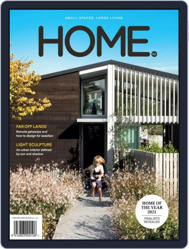 Home New Zealand (Digital) April 1st, 2021 Issue Cover