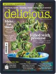 Delicious UK (Digital) Subscription April 1st, 2021 Issue