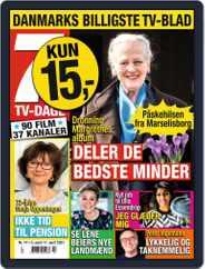 7 TV-Dage (Digital) Subscription April 3rd, 2021 Issue