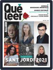 Que Leer (Digital) Subscription April 1st, 2021 Issue