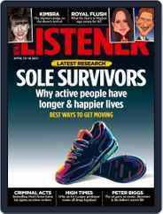 New Zealand Listener (Digital) Subscription April 10th, 2021 Issue
