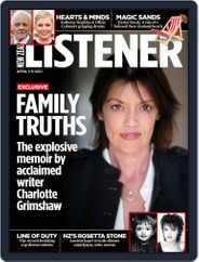 New Zealand Listener (Digital) Subscription April 3rd, 2021 Issue