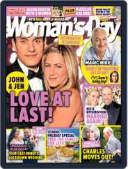 Woman's Day Magazine NZ (Digital) Subscription April 15th, 2021 Issue