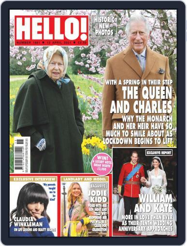 Hello! (Digital) April 12th, 2021 Issue Cover