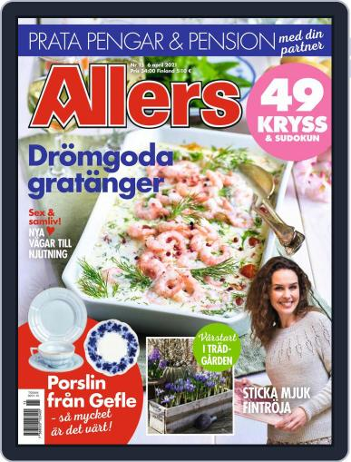 Allers (Digital) April 6th, 2021 Issue Cover