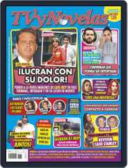 TV y Novelas México (Digital) Subscription April 5th, 2021 Issue