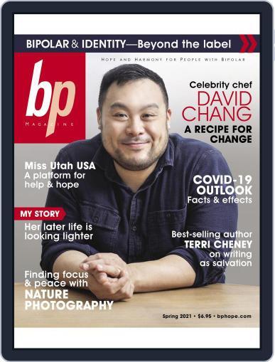 bp Magazine for Bipolar (Digital) April 1st, 2021 Issue Cover