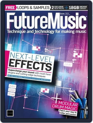 Future Music (Digital) May 1st, 2021 Issue Cover