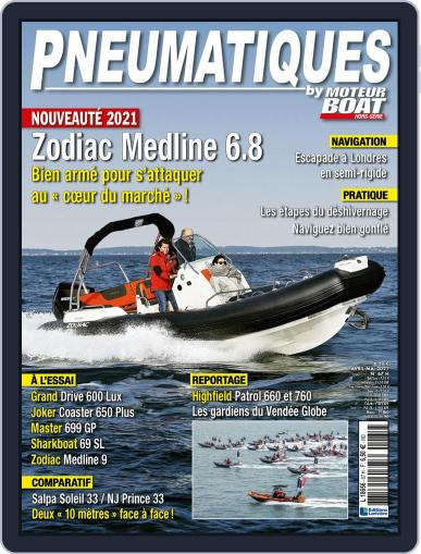 Moteur Boat March 30th, 2021 Digital Back Issue Cover