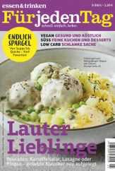 essen&trinken für jeden Tag (Digital) Subscription May 1st, 2021 Issue