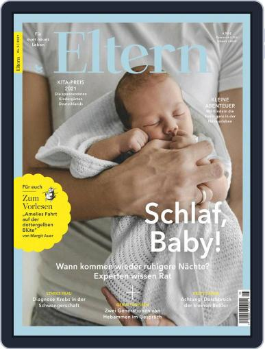 Eltern May 1st, 2021 Digital Back Issue Cover