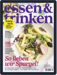 essen&trinken (Digital) Subscription May 1st, 2021 Issue