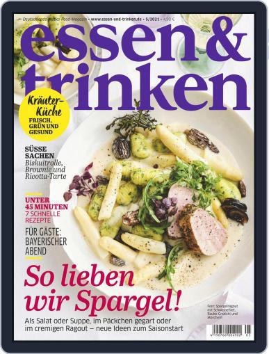essen&trinken May 1st, 2021 Digital Back Issue Cover
