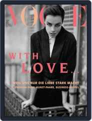 Vogue (D) (Digital) Subscription April 1st, 2021 Issue