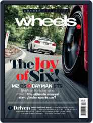 Wheels (Digital) Subscription April 1st, 2021 Issue