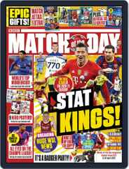Match Of The Day (Digital) Subscription April 6th, 2021 Issue