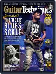 Guitar Techniques (Digital) Subscription May 1st, 2021 Issue