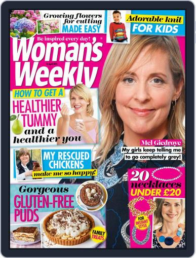 Woman's Weekly April 13th, 2021 Digital Back Issue Cover