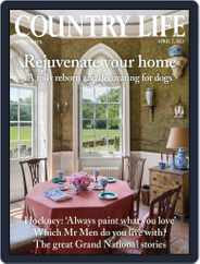 Country Life (Digital) Subscription April 7th, 2021 Issue