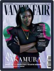 Vanity Fair France (Digital) Subscription April 1st, 2021 Issue