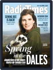 Radio Times (Digital) Subscription April 10th, 2021 Issue