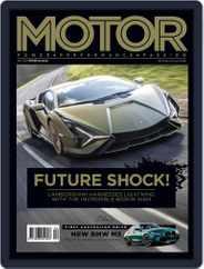 Motor Magazine Australia (Digital) Subscription April 1st, 2021 Issue