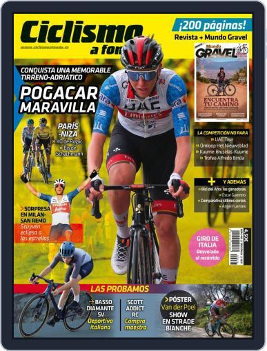 Ciclismo A Fondo (Digital) April 1st, 2021 Issue Cover