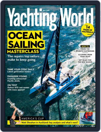 Yachting World (Digital) May 1st, 2021 Issue Cover