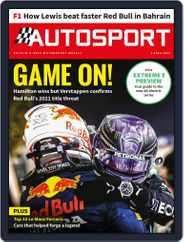 Autosport (Digital) Subscription April 1st, 2021 Issue