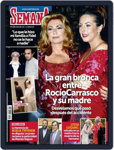 Semana (Digital) April 14th, 2021 Issue Cover
