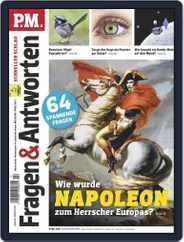 P.M. Fragen & Antworten (Digital) Subscription April 1st, 2021 Issue