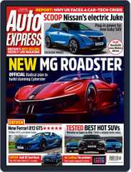 Auto Express (Digital) Subscription April 7th, 2021 Issue