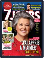 7 Jours (Digital) Subscription April 16th, 2021 Issue