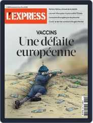 L'express (Digital) Subscription April 8th, 2021 Issue