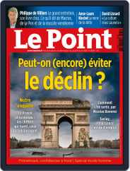 Le Point (Digital) Subscription April 8th, 2021 Issue